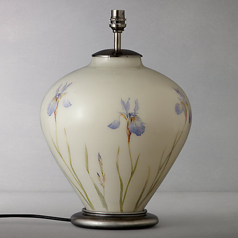Buy Jenny Worrall Iris Lamp Base Online at johnlewis.com