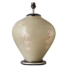 Buy Jenny Worrall Chinese Blossom Lamp Base Online at johnlewis.com