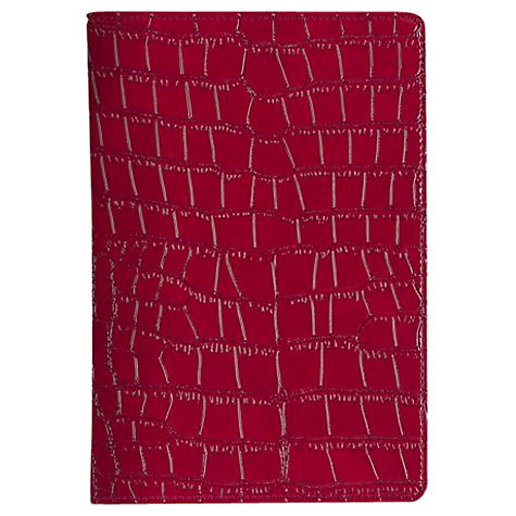 Buy Verso Darwin Croc Cover for eReaders and Tablets. Red Online at johnlewis.com