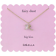 Buy Little Ella Fairy Dust Necklace Online at johnlewis.com