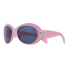 Buy John Lewis Girl Diamanté Sunglasses Online at johnlewis.com