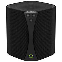 Buy Pure Jongo S3 Wireless Speaker, Black with FREE S3 Cover, Mango Online at johnlewis.com