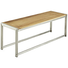 Buy John Lewis Homestead 2 Seater Garden Bench Online at johnlewis.com
