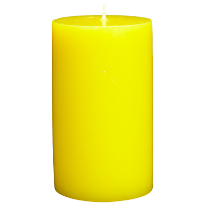 House by John Lewis Pillar Candle, H12.5cm