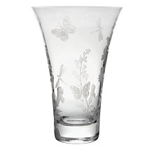 Buy John Lewis Botanical Vase Online at johnlewis.com