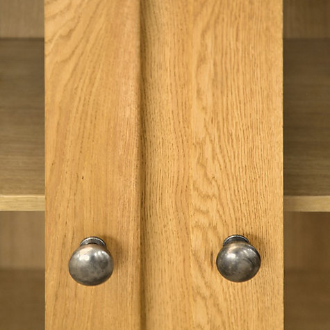 Buy John Lewis Pendleton 2-door Dresser Top, Oak Online at johnlewis.com