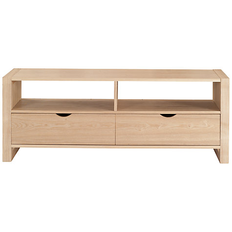 "Buy John Lewis Logan Media Unit for up to 51"" TVs Online at johnlewis.com"