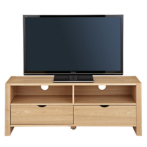 "Buy John Lewis Logan TV Stand for up to 51"" TVs Online at johnlewis.com"