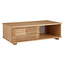 Buy John Lewis Livingstone Coffee Table Online at johnlewis.com