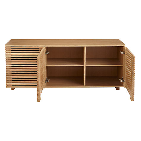 Buy John Lewis Livingstone 3 Door Sideboard Online at johnlewis.com