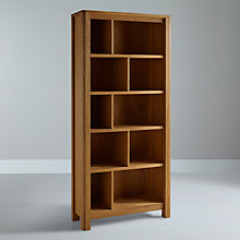 Buy John Lewis Seymour Bookcase, H193cm Online at johnlewis.com