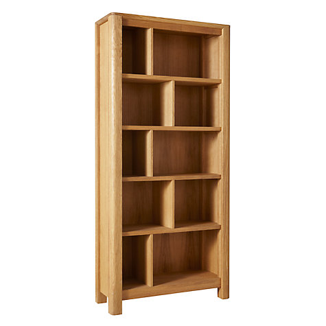 Buy John Lewis Seymour Tall Bookcase Online at johnlewis.com