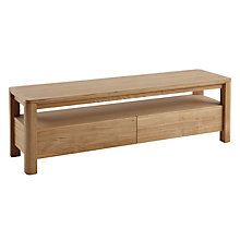 "Buy John Lewis Seymour Media Unit for up to 55"" TVs Online at johnlewis.com"