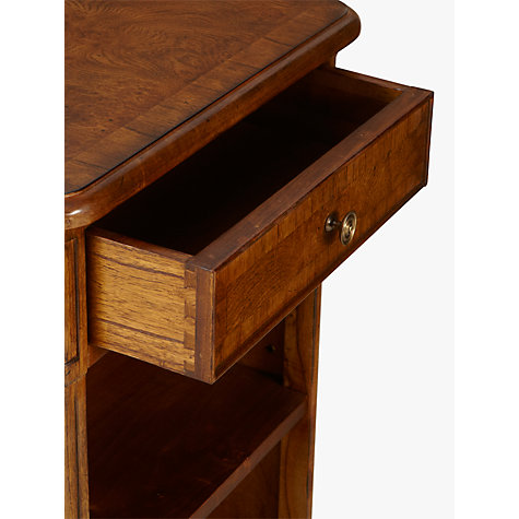 Buy John Lewis Hemingway Open Cupboard With Drawer Online at johnlewis.com