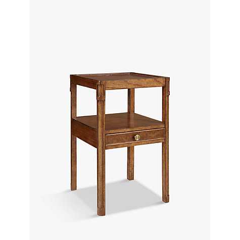 Buy John Lewis Hemingway Side Table With Drawer Online at johnlewis.com