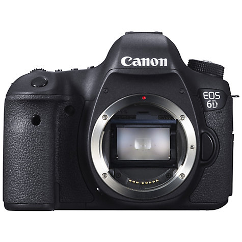 Canon EOS 6D 20.2MP Digital SLR Camera
