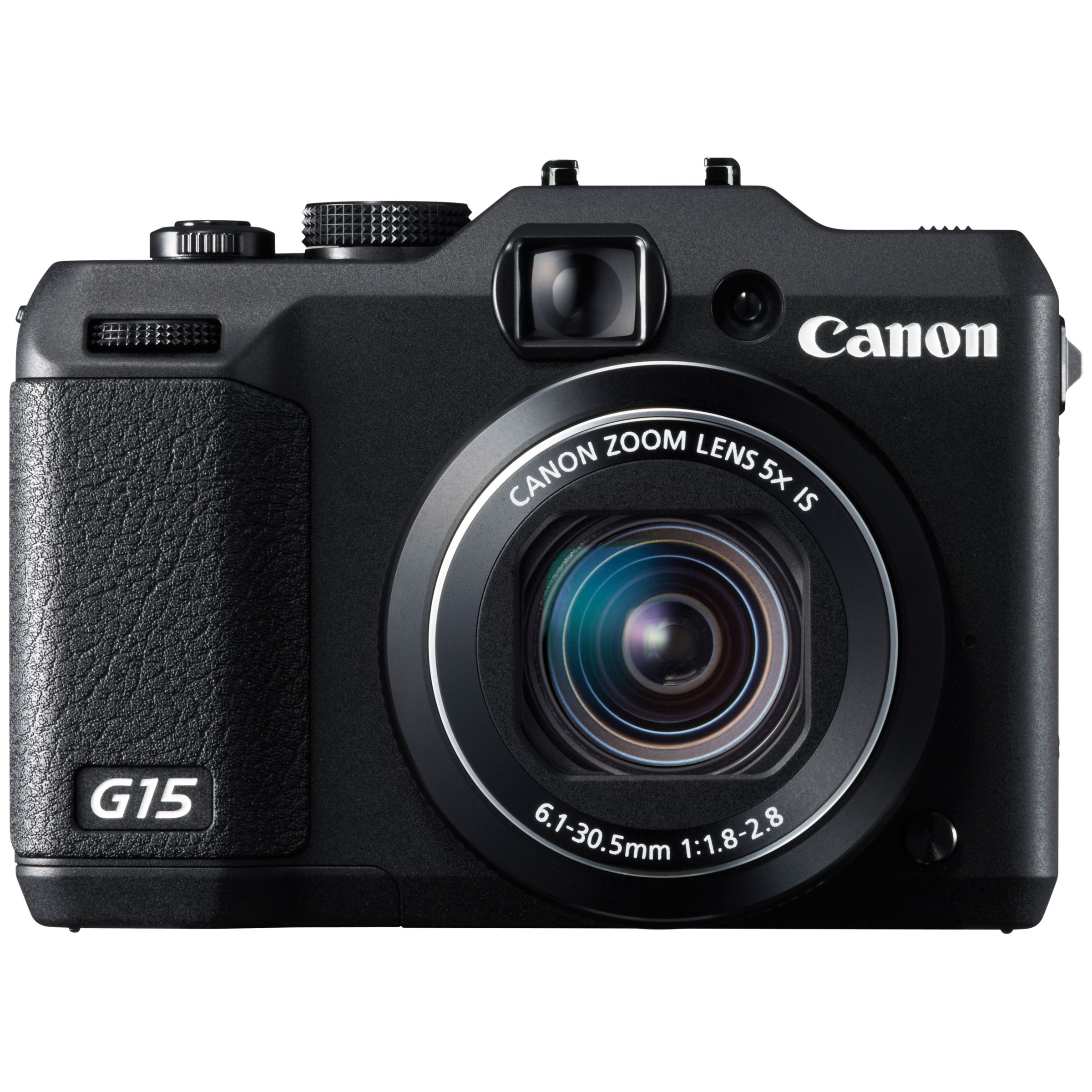 Canon PowerShot G15 Digital Camera  HD 1080p  12 1MP  5x Optical Zoom    Canon Hd Camera 1080p