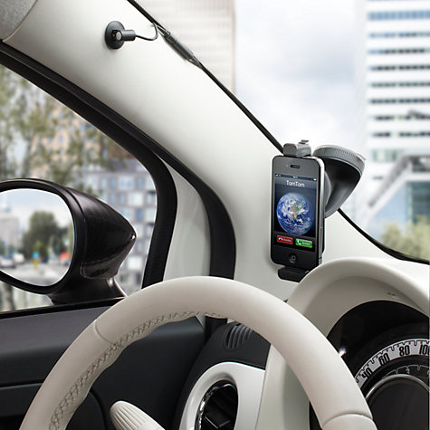 Buy TomTom Bluetooth in Car iPhone Charger and Handsfree Kit Online at johnlewis.com