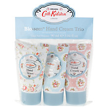 Buy Cath Kidston Blossom™ Hand Cream Trio, 3 x 30ml Online at johnlewis.com