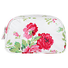 Buy Cath Kidston New Rose Bouquet Cosmetics Bag Online at johnlewis.com