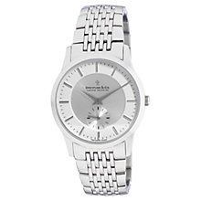 Buy Dreyfuss & Co Women's 1946 Watch, Silver Online at johnlewis.com
