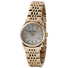 Buy Dreyfuss & Co Women's Mother Of Pearl Dial Bracelet Watch Online at johnlewis.com