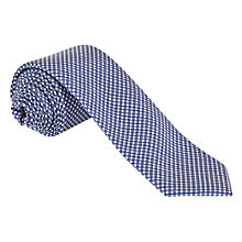 Buy Ted Baker Endurance Gotta Check Pattern Tie Online at johnlewis.com
