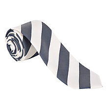 Buy Ted Baker Endurance Lucia Block Stripe Tie Online at johnlewis.com