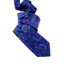 Buy Duchamp Liebaut Floral Tie Online at johnlewis.com