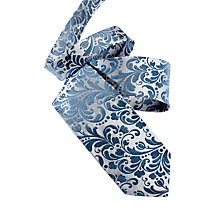 Buy Duchamp Trellis Floral Tie Online at johnlewis.com