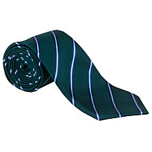 Buy John Lewis Striped Silk Tie Online at johnlewis.com