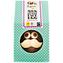 Cocoa Loco Mr Moustache Milk Chocolate Easter Egg, 225g