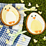 Buy Image on Food Gingerbread Chick, 75g, Assorted Online at johnlewis.com