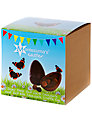 Montezuma Single Origin Chocolate Truffle Egg, 300g