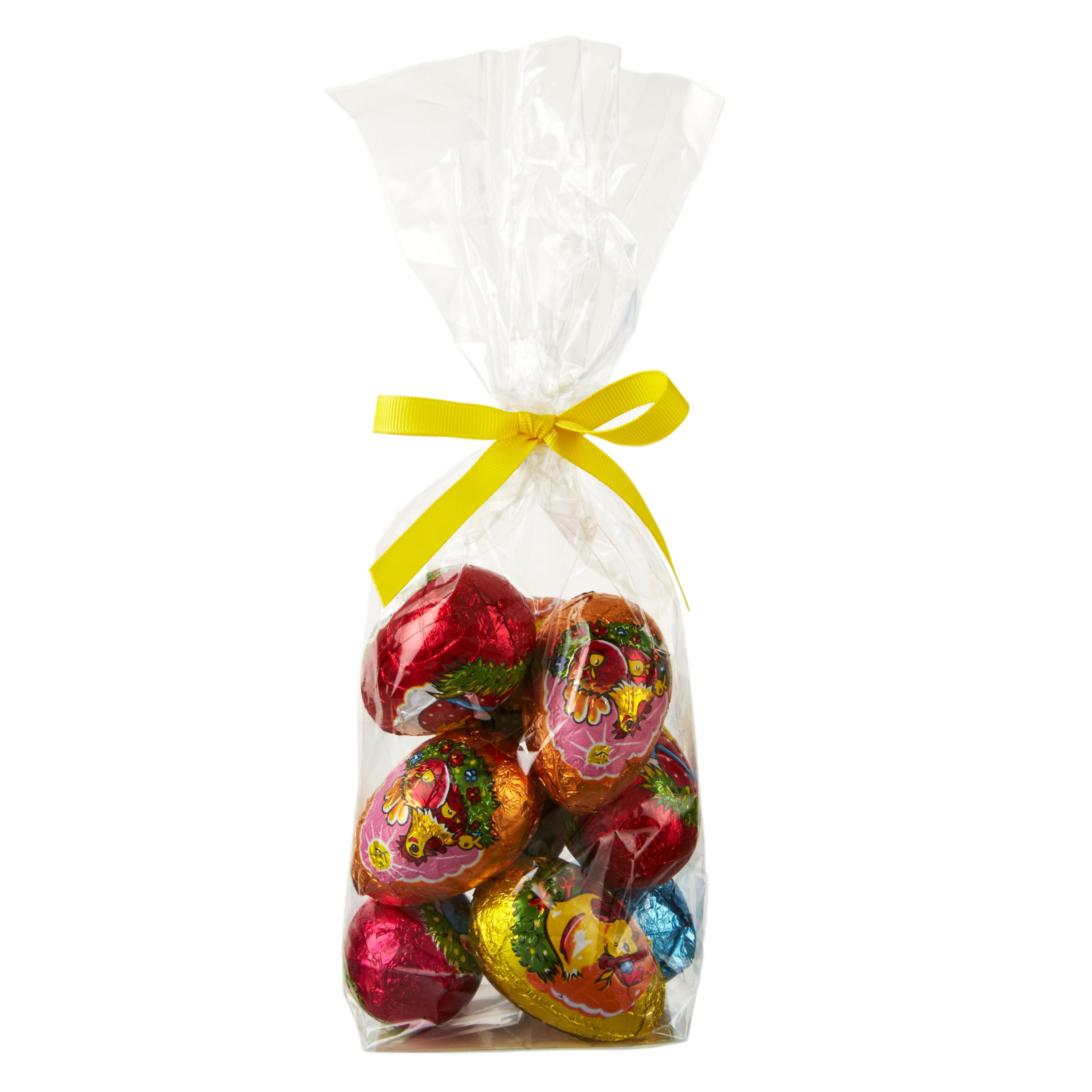 Natalie Chocolates Foiled Milk Chocolates Mini Easter Eggs, 145g