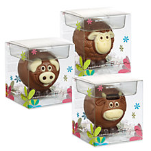 Buy Natalie Chocolates Chocolate Farm Animal, 50g, Assorted Online at johnlewis.com