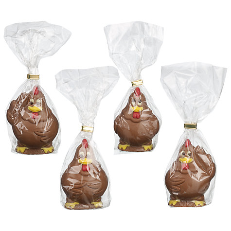 Buy Natalie Chocolates Milk Chocolate Chicken, 75g, Assorted Online at johnlewis.com