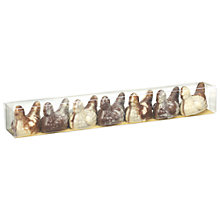 Buy Natalie Chocolates Praline Marbled Chocolate Hens, 85g Online at johnlewis.com