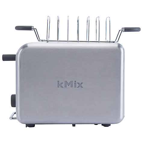 Buy Kenwood kMix 2-Slice Toaster, Stainless Steel Online at johnlewis.com