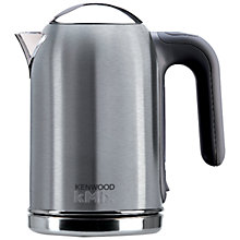 Buy Kenwood kMix Kettle and 2-Slice Toaster, Stainless Steel Online at johnlewis.com