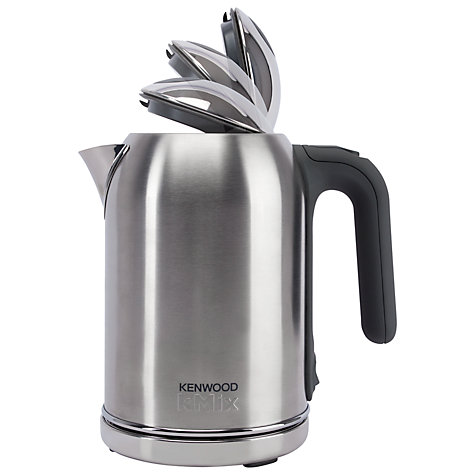 Buy Kenwood kMix SJM040S Kettle, Stainless Steel Online at johnlewis.com