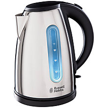Buy Russell Hobbs 19390 Kettle, Stainless Steel Online at johnlewis.com