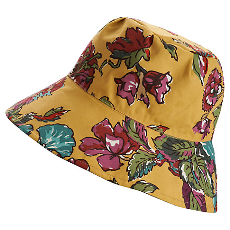 Buy Joules Waxed Cotton Rain Hat Online at johnlewis.com