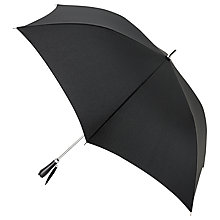 Buy Fulton Ascot Slim Pencil Umbrella, Black Online at johnlewis.com