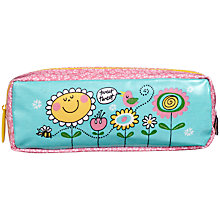 Buy Rachel Ellen Designs Zipped Pencil Case, Multi Online at johnlewis.com
