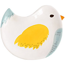 Buy John Lewis Ceramic Chick Plate, Multi Online at johnlewis.com