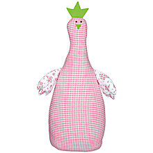 Buy Big Decs Giant Hen Door Stop, Pink Online at johnlewis.com