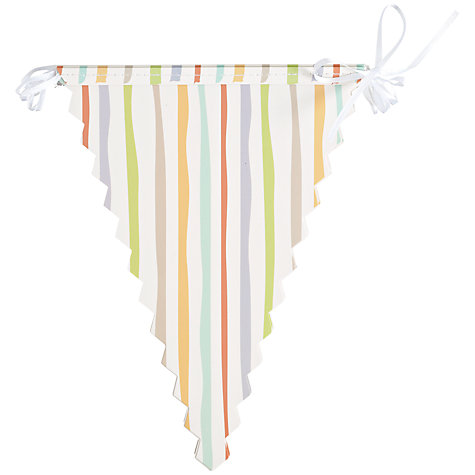 Buy John Lewis Happy Easter Bunting, Multi Online at johnlewis.com