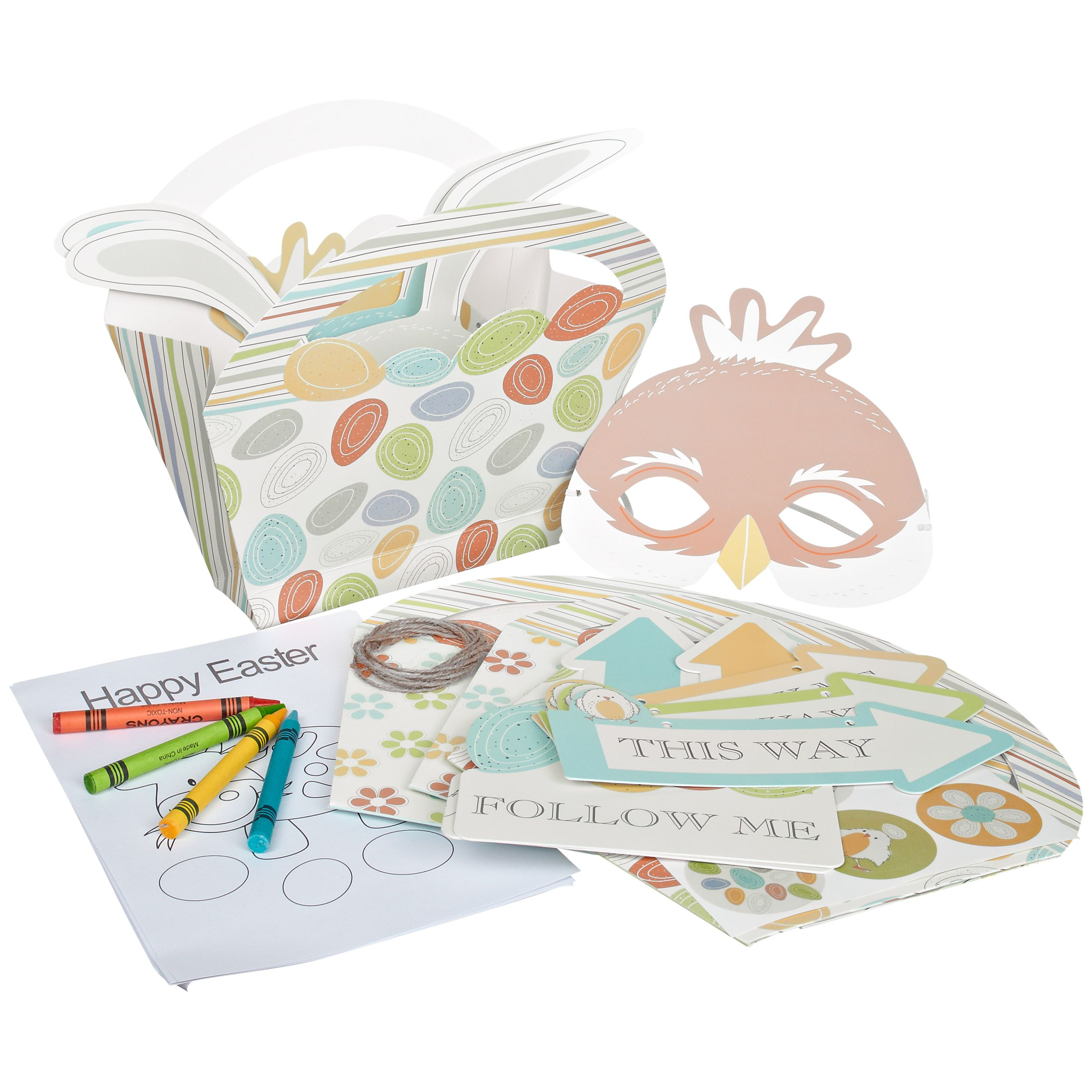 John Lewis Easter Hunt Kit