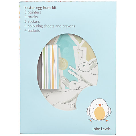 Buy John Lewis Easter Hunt Kit Online at johnlewis.com